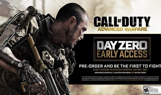 Anunciada la edición Day Zero de Call of Duty: Advanced Warfare
