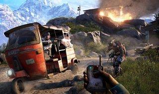 Nuevo trailer de Far Cry 4 desde la Gamescom