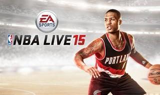 Damian Lillard será la imagen de NBA Live 15