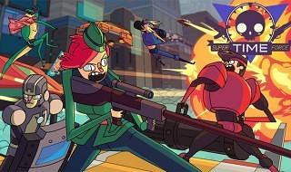 Super Time Force Ultra llegará el 25 de agosto a Steam