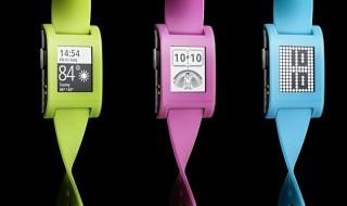 Pebble ahora disponible en 3 nuevos colores