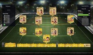 Las novedades del Ultimate Team de FIFA 15