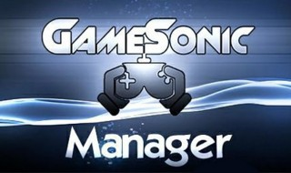 Gamesonic Manager 3.16 para PS3