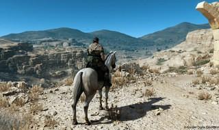 Gameplay de Metal Gear Solid V: The Phantom Pain desde la Gamescom