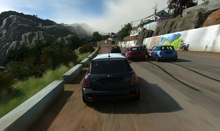 Gameplay de la beta de Driveclub