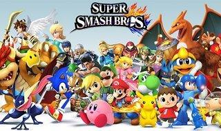 Podremos usar una 3DS como mando para el Super Smash Bros. de Wii U
