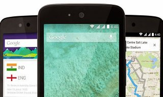 Los primeros Android One llegan a la India