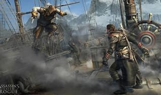 Aquí están los logros y trofeos de Assassin's Creed Rogue