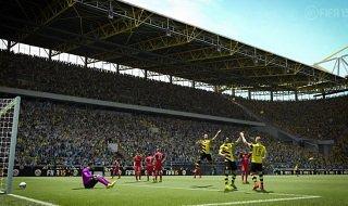 Lista con todos los estadios de FIFA 15