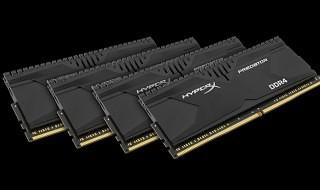 Kingston presenta su primera memoria DDR4, la HyperX Predator DDR4