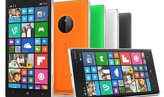Presentados los nuevos Lumia 830, 730 y 735