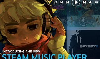 El Steam Music Player ya disponible para todo el mundo