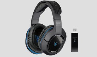 Ear Force Stealth 500P, nuevo headset de Turtle Beach para PS4 y PS3