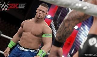 El modo MiCarrera de WWE 2K15