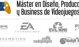 El Máster en Diseño, Producción y Business de Videojuegos echa a andar en noviembre