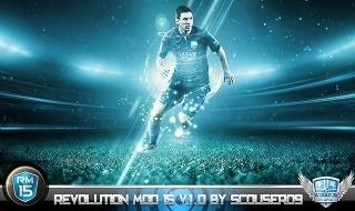 Revolution Mod 15 v1.0 para el FIFA 15 de PC