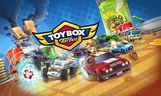 Codemasters anuncia Toybox Turbos