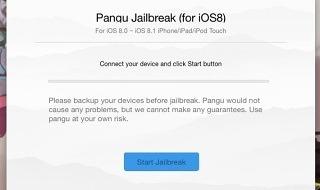 Ya es posible el jailbreak a iOS 8 desde Mac vía Pangu 8
