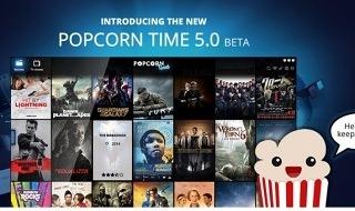 La versión 5.0 de  Time 4 Popcorn viene con bastantes novedades bajo el brazo