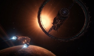 Ya disponible Elite: Dangerous