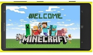 Minecraft Pocket Edition ya disponible para Windows Phone