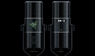 Razer Seiren, nuevo micrófono diseñado para grabación profesional y streaming