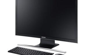 La Serie 7 de ordenadores todo en uno de Samsung llega con la pantalla curva bajo el brazo