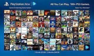 Sony publica los precios de la suscripción a PlayStation Now