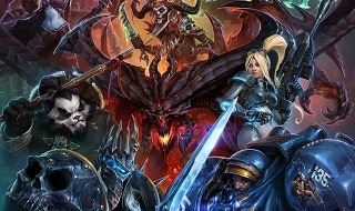 Hoy estará disponible la beta cerrada de Heroes of the Storm
