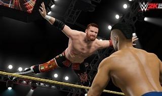 Nuevo pack de movimientos para WWE 2K15