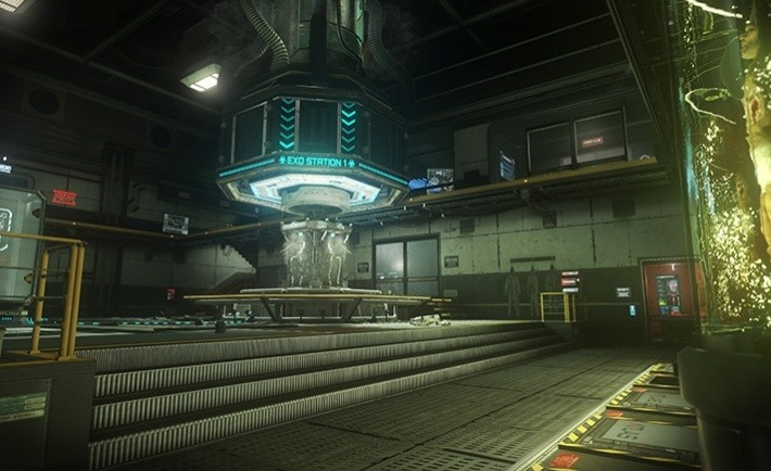 COD AW_Havoc_Outbreak Environment