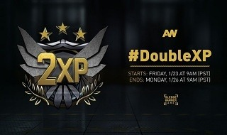Fin de semana de doble XP en Call of Duty: Advanced Warfare