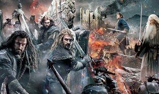 El Hobbit: La batalla de los cinco ejércitos repite como película más descargada de la semana