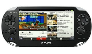 Sony eliminará de PS Vita las aplicaciones de Mapas y Youtube