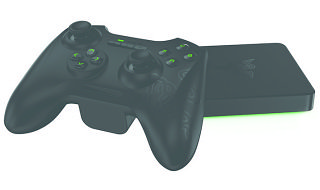 Razer Forge TV, microconsola Android TV para el salón