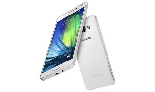 Samsung presenta el Galaxy A7