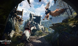 Nuevo gameplay de la versión para PC de The Witcher III: Wild Hunt