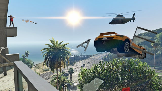 San Andreas Shootout LTS