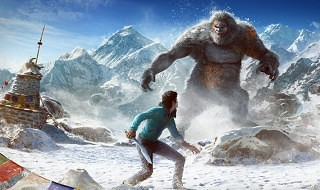 Far Cry 4: Valle de los Yetis, disponible el 10 de marzo