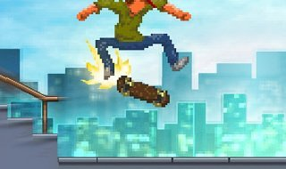 OlliOlli será 'cross buy' en Wii U y Nintendo 3DS