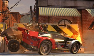 Ya es posible descargar la beta de Carmageddon: Reincarnation