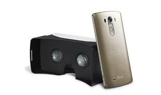 LG presenta su propio dispositivo de realidad virtual para el LG G3