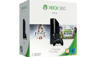 Fable Anniversary y Plants vs Zombies: Garden Warfare protagonizan el nuevo pack de Xbox 360