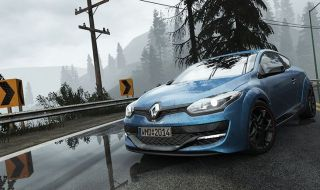 Los Megane R.S. 265 y Clio Cup de Renault protagonizan el último trailer de Project Cars