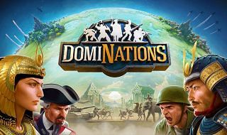 Ya disponible Dominations para iOS y Android