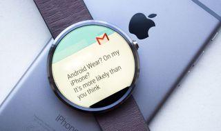 Google estaría trabajando en la compatibilidad de Android Wear con el iPhone