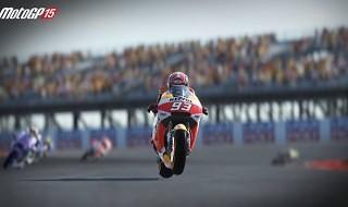 Confirmado el modo Eventos Reales en Moto GP 15