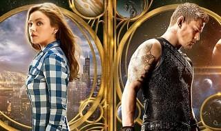 El Destino de Júpiter vuelve a ser la película más descargada de la semana