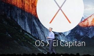 OS X El Capitan, el próximo SO para Mac