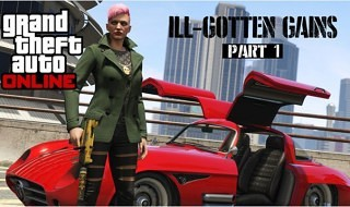 La semana que viene llega Dinero Sucio Parte I a GTA Online